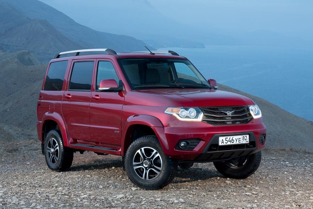 На новые моторы для УАЗов потратят миллиард рублей