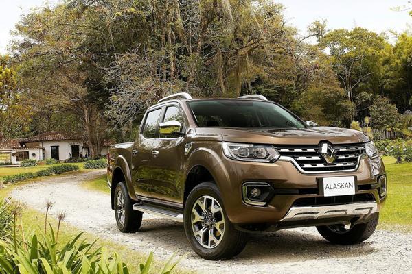 Renault раскрыл подробности о пикапе Alaskan