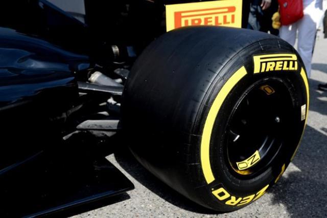 Скудерия первой опробует новые шины Pirelli для F1 2017