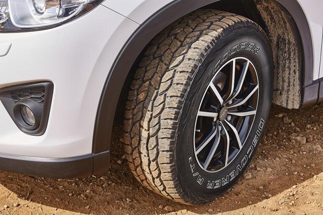 Cooper Tire Europe представила новые шины Discoverer A/T3 Sport для внедорожников