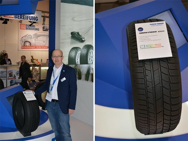 Toyo Tires готовит к зимнему сезону новые шины Snowprox S954