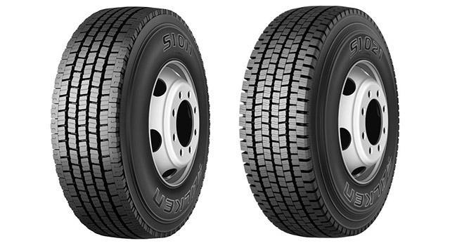На европейский рынок выходят новые грузовые шины Falken SI011 и SI021