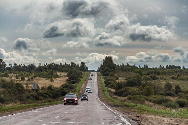 Только 10% российских трасс соответствуют мировым стандартам