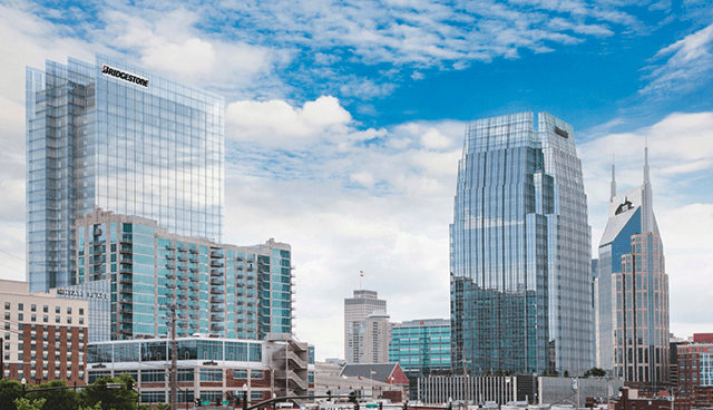 Bridgestone Americas создаст в Нэшвилле новую штаб-квартиру и IT-Центр