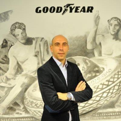 У Goodyear новый гендиректор по продажам в Румынии, Болгарии, Венгрии и Молдавии