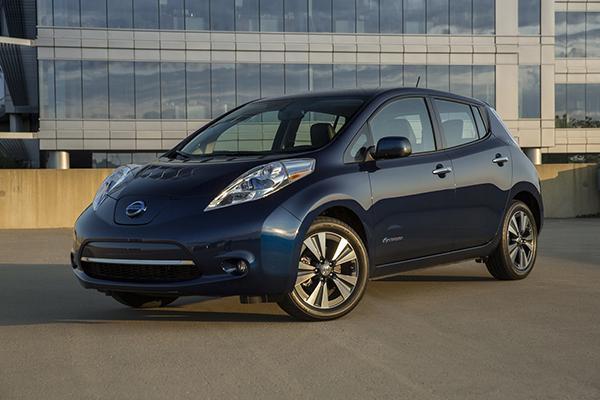 Альянс Renault-Nissan стал мировым лидером по выпуску электромобилей