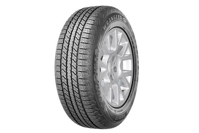 Goodyear представила новые шины Wrangler TripleMax для внедорожников