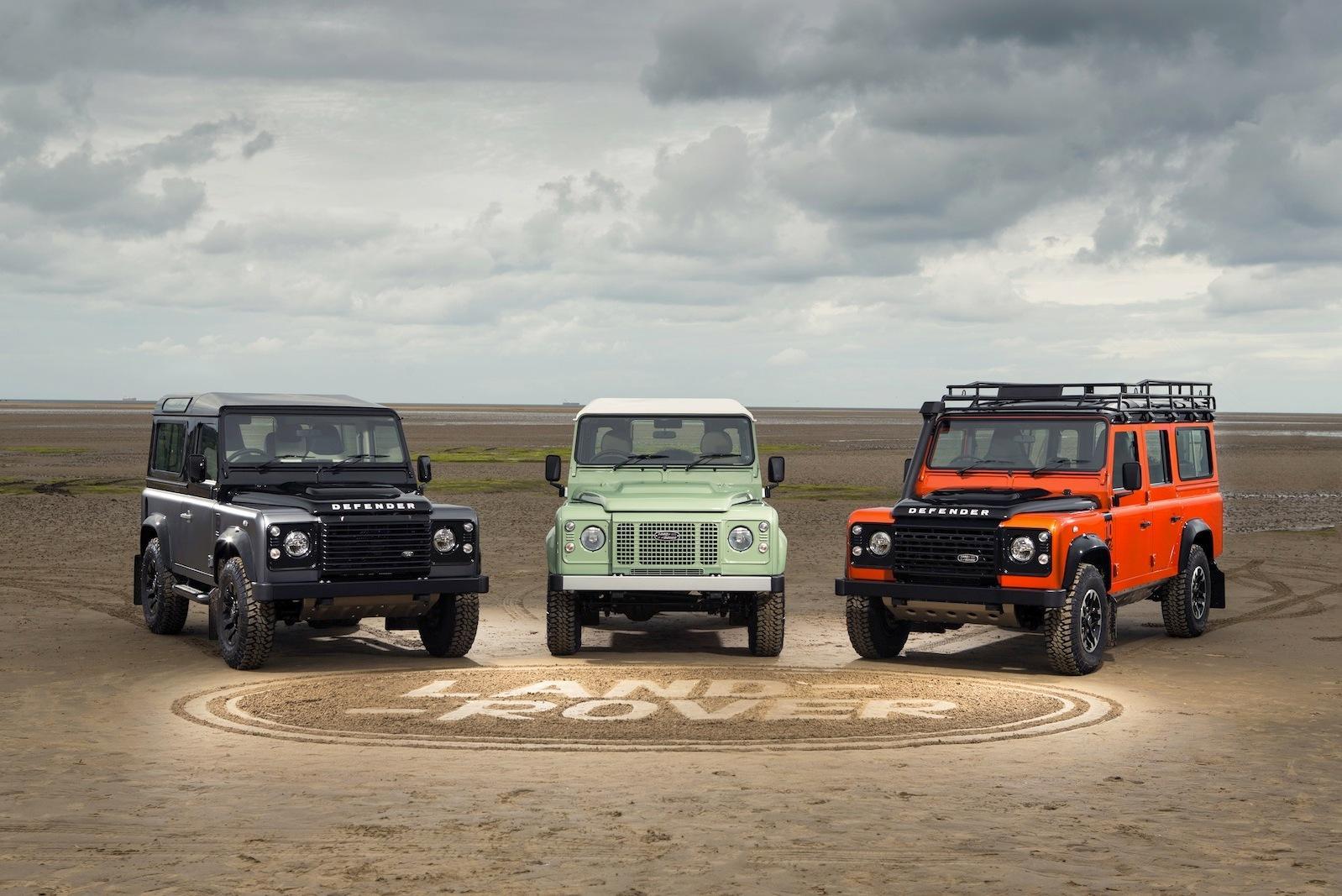 Land Rover опроверг слухи о возобновлении выпуска Defender