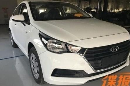 Hyundai Solaris: шпионские фото седана нового поколения