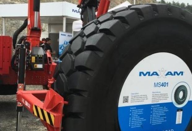 Maxam Tyre представила свою продукцию в Новокузнецке и Брно