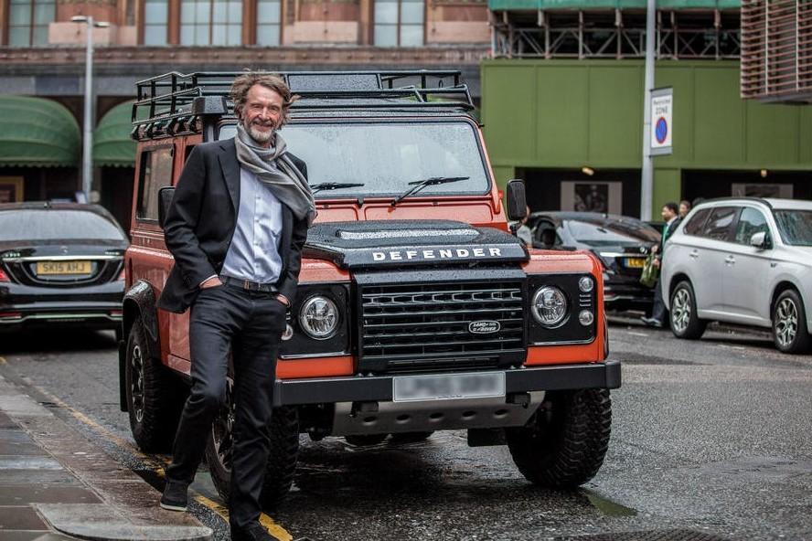 Land Rover Defender может сменить имя и возродиться