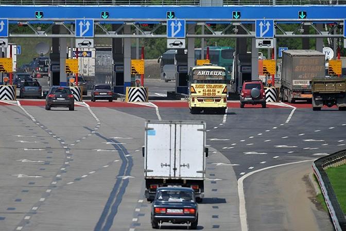 113 километров трассы М4 станут платными в августе