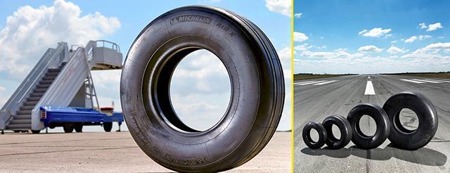 Мишлен оснастил своими шинами новые самолеты Bombardier CS100