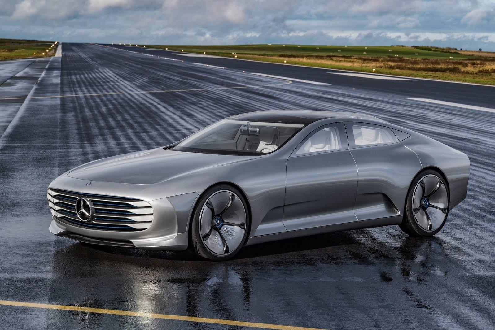 Mercedes запустит суббренд для экологичных моделей