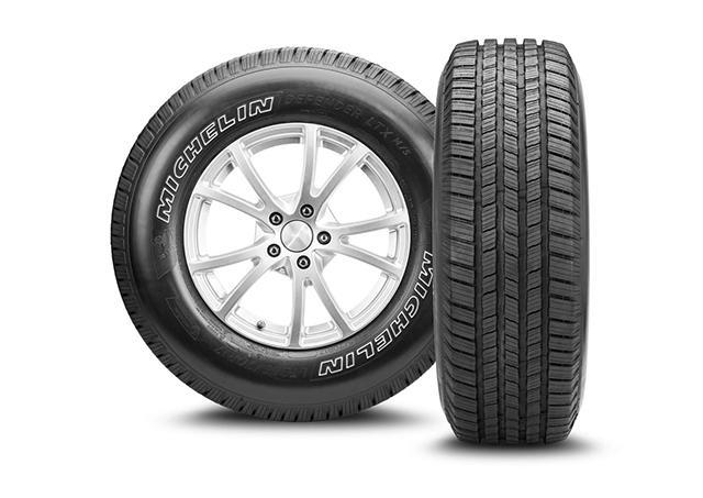 Michelin North America расширяет диапазон легкогрузовых шин Defender LTX M/S