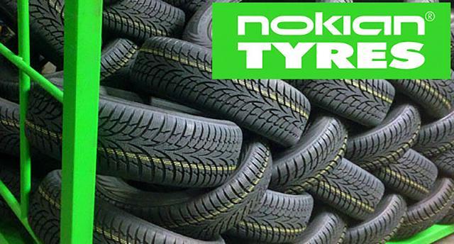 Прибыль Nokian Tyres в первой половине года уменьшилась на 49,4 процента