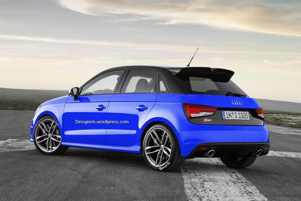 Audi вернулась к идее выпуска хот-хэтча RS1