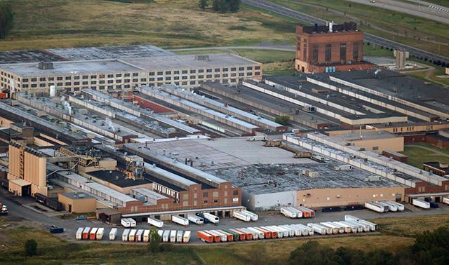 Sumitomo планирует удвоить производство шин на заводе Тонаванде
