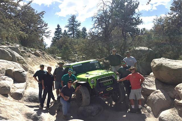 Nexen Roadian AT Pro RA8 превзошли конкурентов в офф-роуд тестах Jeep 4x4 School