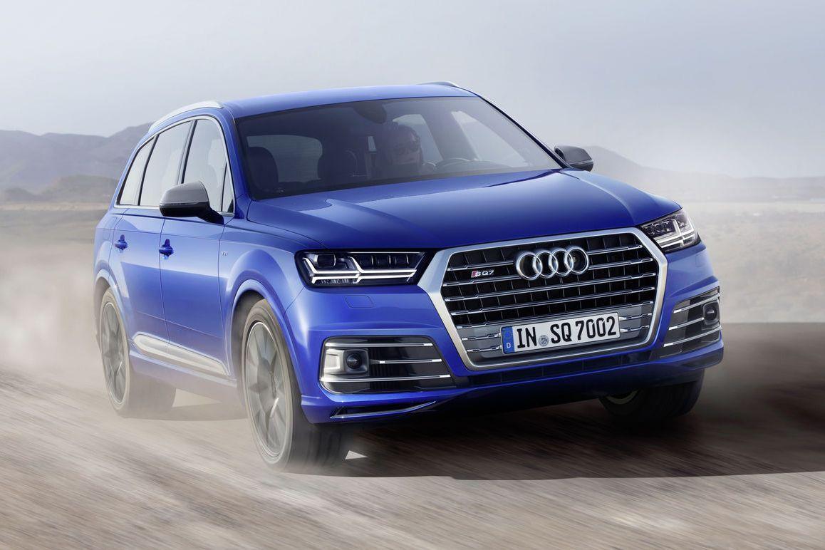 Audi представила новое видение системы рекуперации