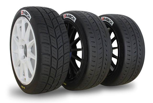 DMACK выпустила новые шины для асфальтовых ралли WRC