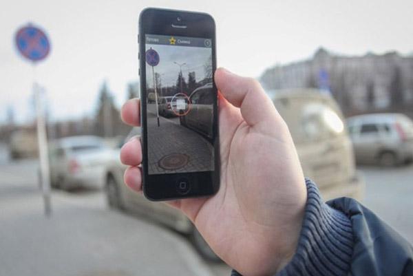 Штрафы будут выписывать по записям со смартфонов
