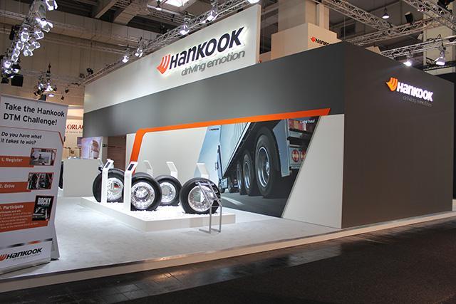Hankook приготовил для IAA 2016 премьеру новых TBR-шин