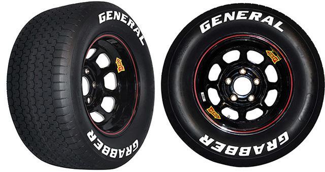 General Tire представила новые гоночные покрышки Grabber Dirt Tire