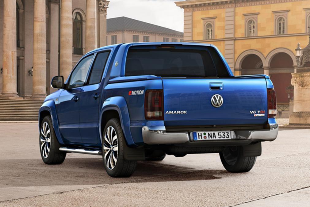 Volkswagen Amarok может стать универсалом