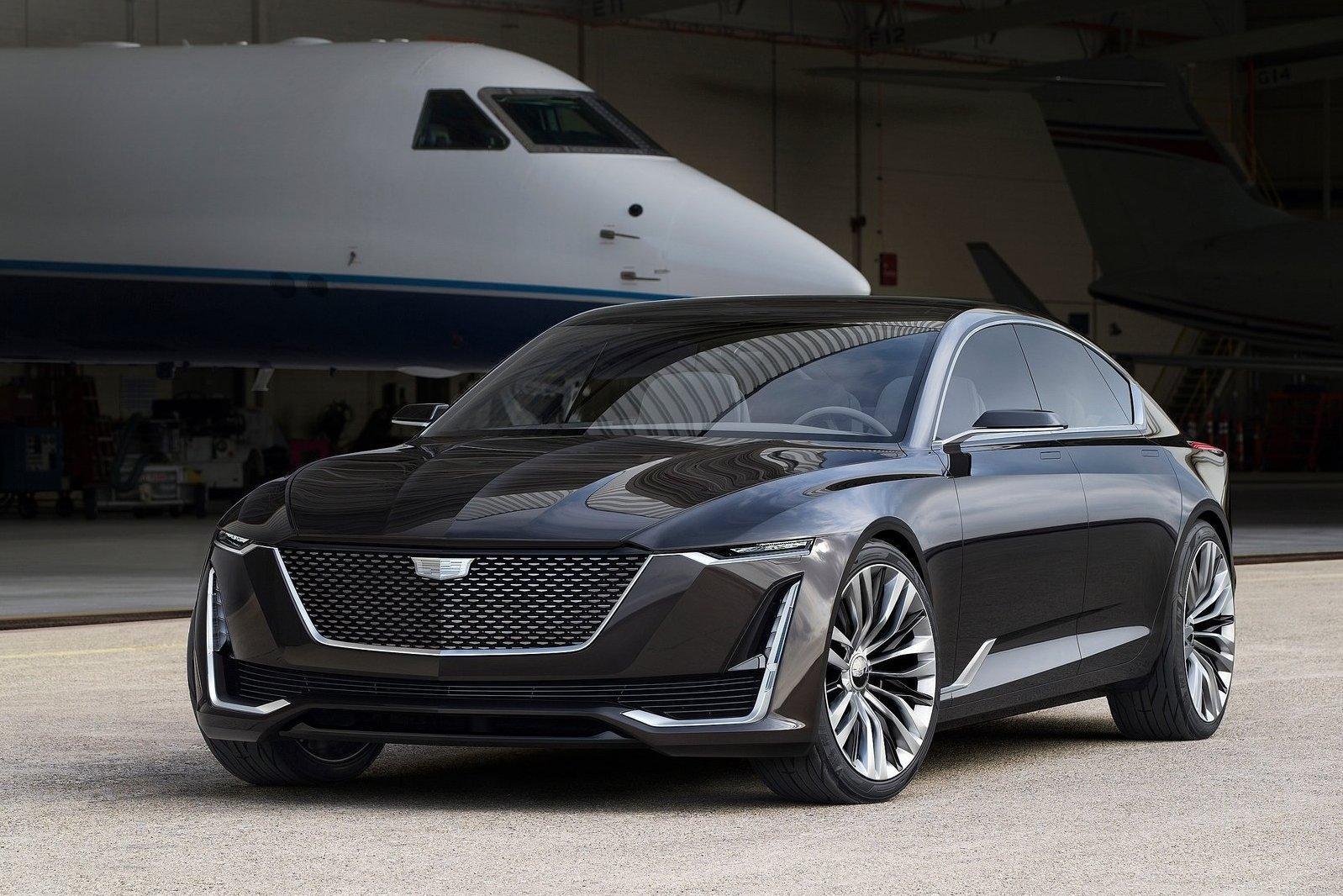 Cadillac похвалился прототипом будущего флагмана