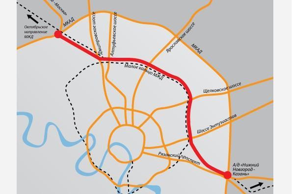 В столице появится платная дорога