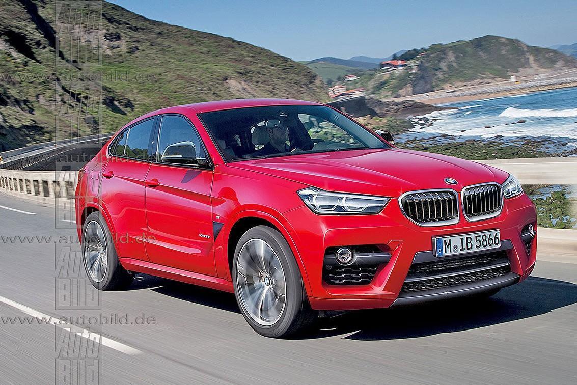 Появились первые подробности о BMW X4 второго поколения