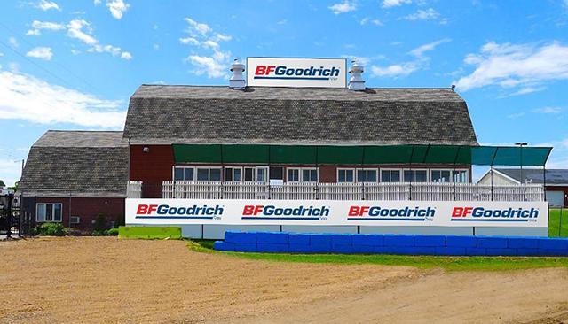 BFGoodrich стал «официальной шиной» Crandon International Off-Road Raceway