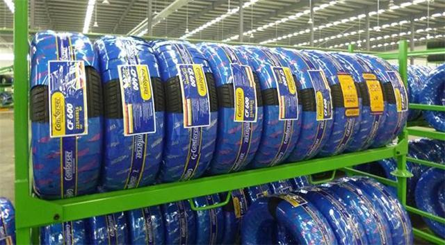 В Южной Корее продолжается рост продаж импортных шин
