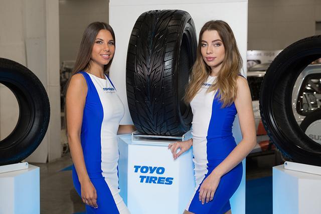 Toyo представила на ММАС 2016 третье поколение шин Proxes ST
