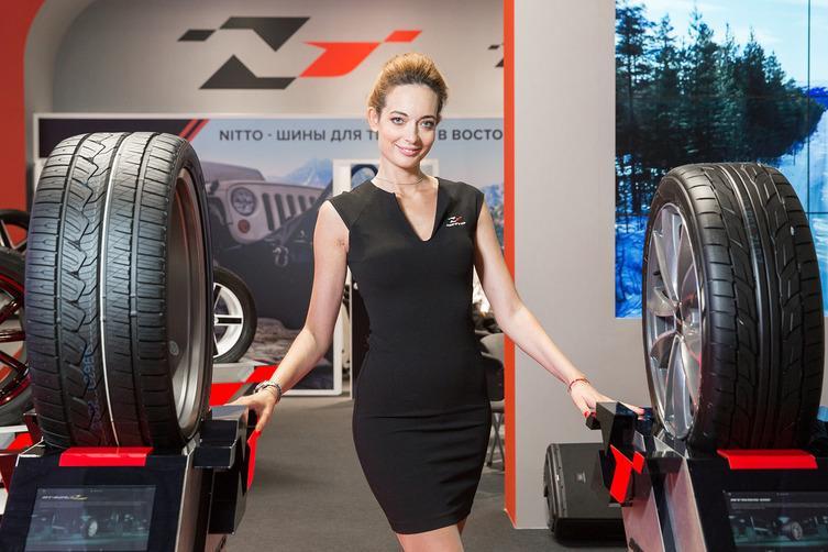 Новые шины Nitto NT555 и NT421Q представили на ММАС 2016
