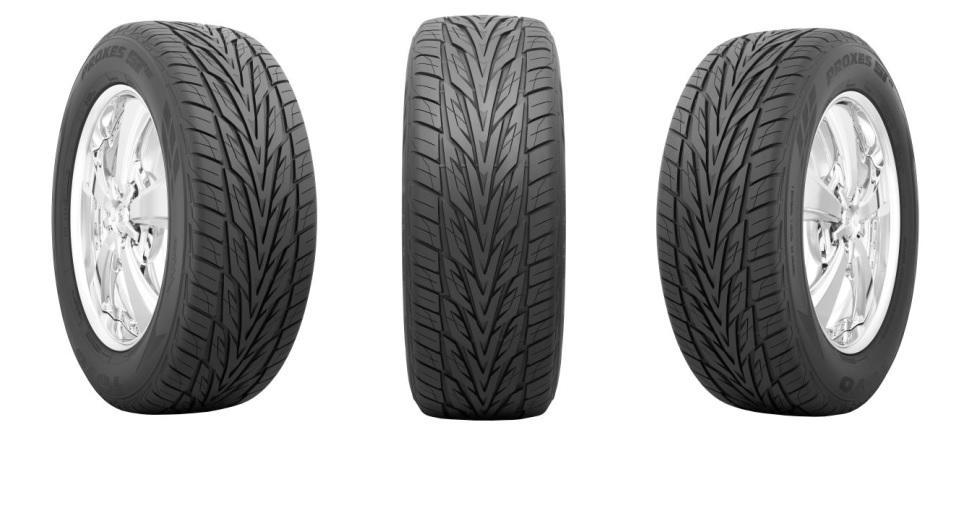Toyo Tires раскрывает секреты новой SUV-шины Proxes ST III