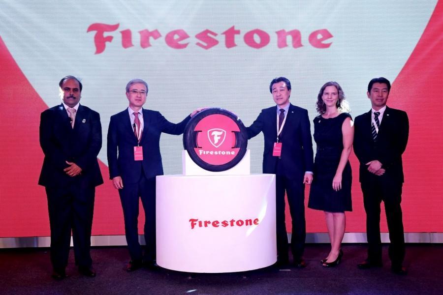 В Индии стартовали продажи шин бренда Firestone