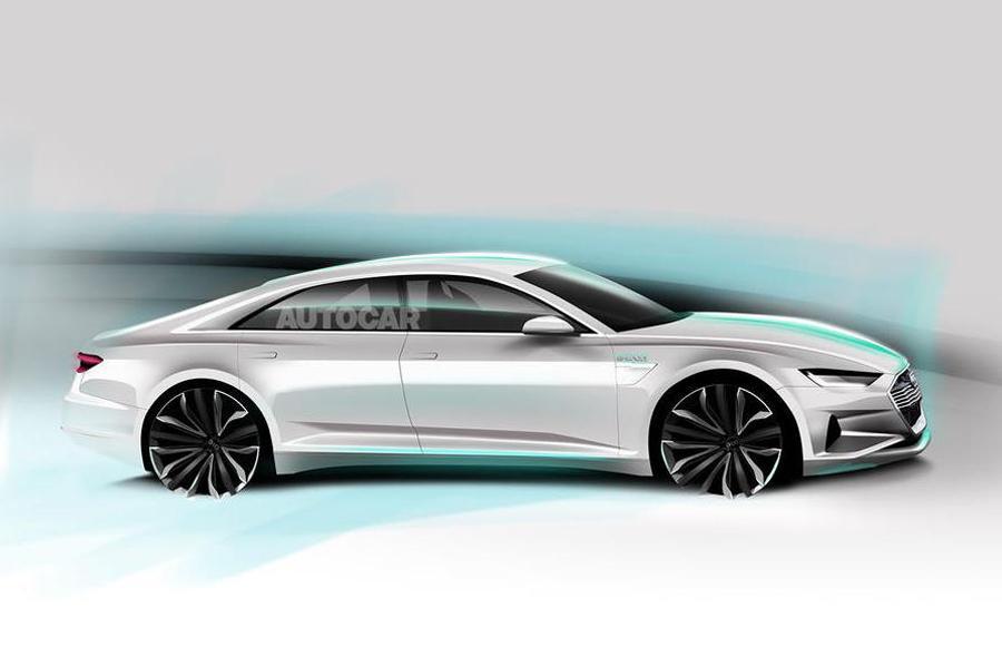 Конкурент «Теслы» от Audi появится в 2020 году