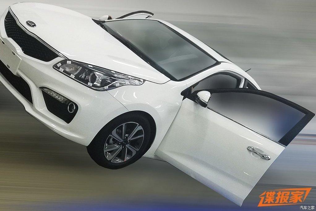 Hyundai Solaris и Kia Rio: новые шпионские снимки