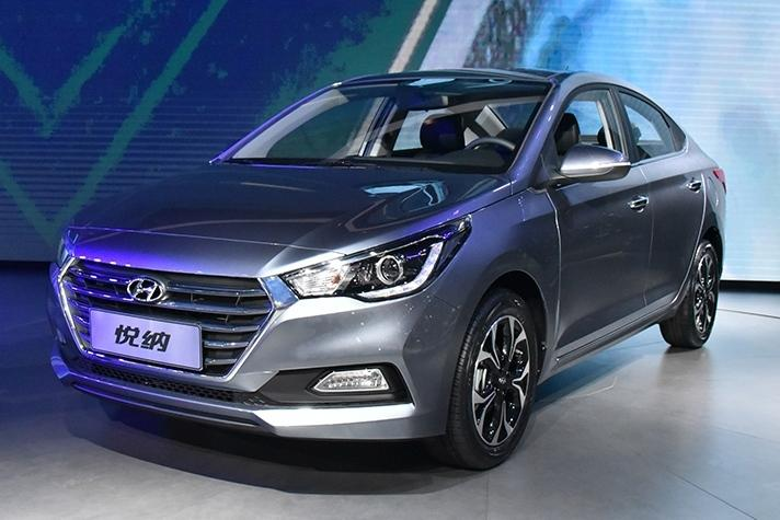 Представлен новый Hyundai Solaris