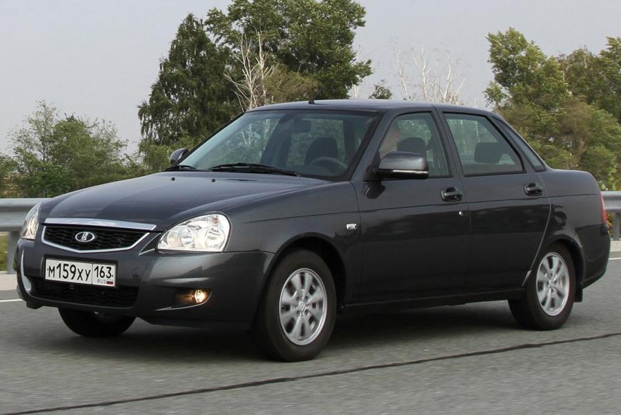 Эксперты составили облик «типичного» автомобиля в России
