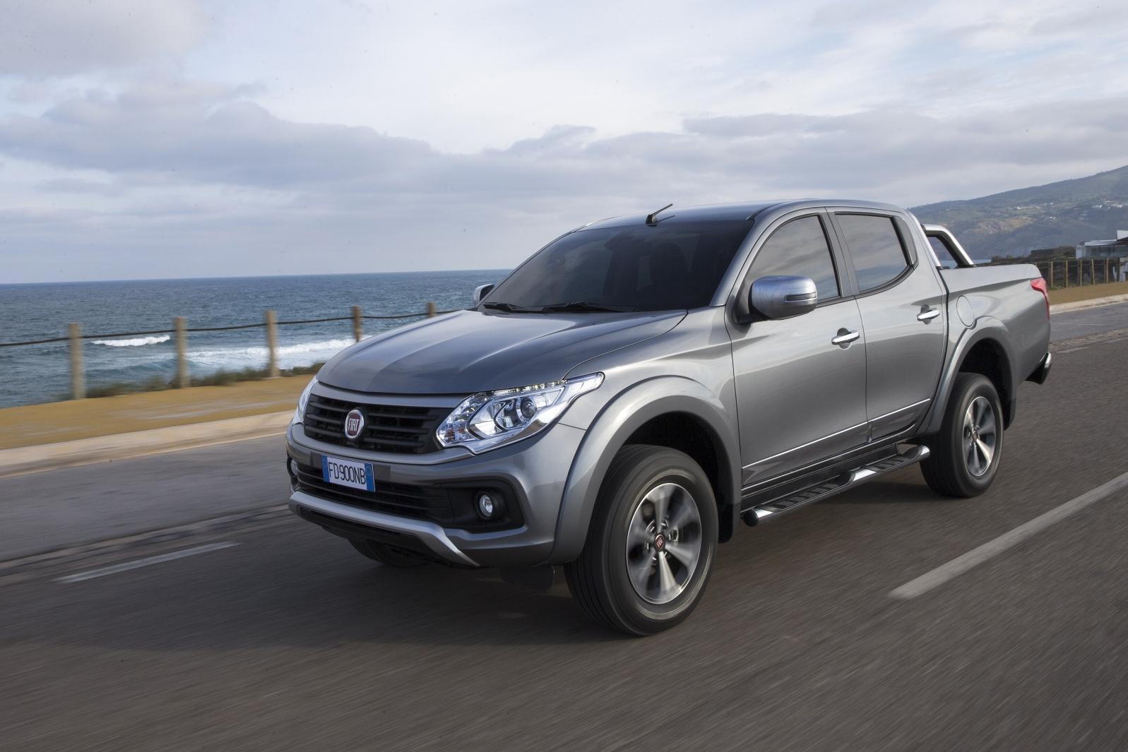 Fiat отобьет покупателей у Mitsubishi L200