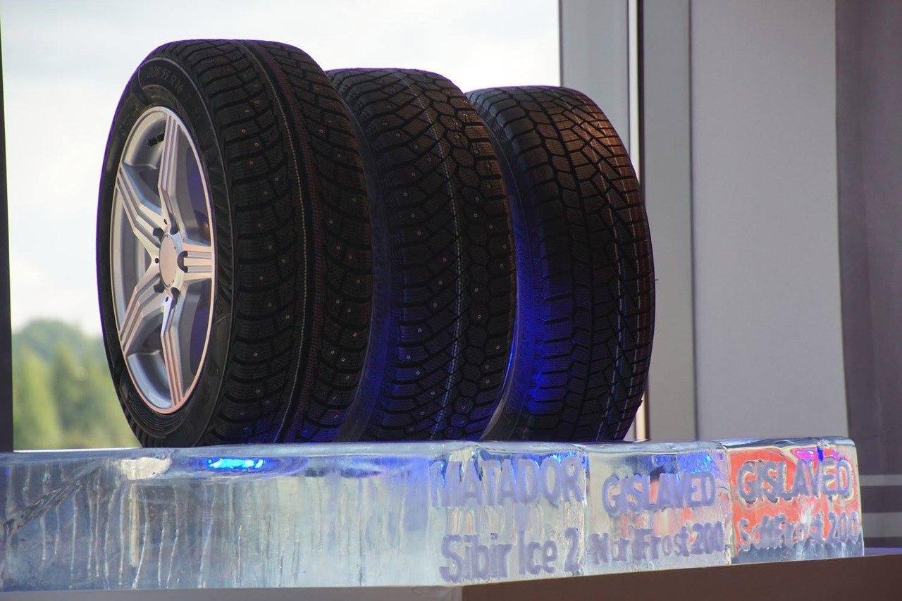 Continental официально представил шиповки Gislaved Nord Frost 200