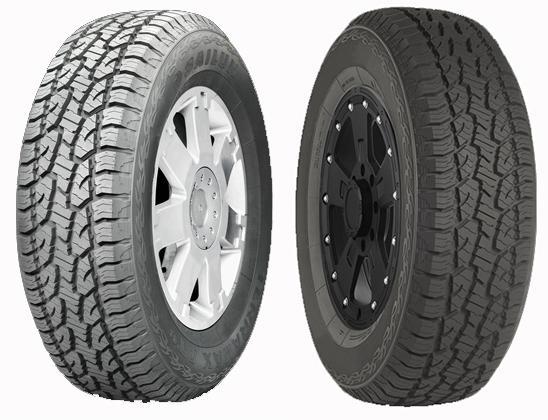 TBC Brands выводит на американский рынок новые вседорожные шины