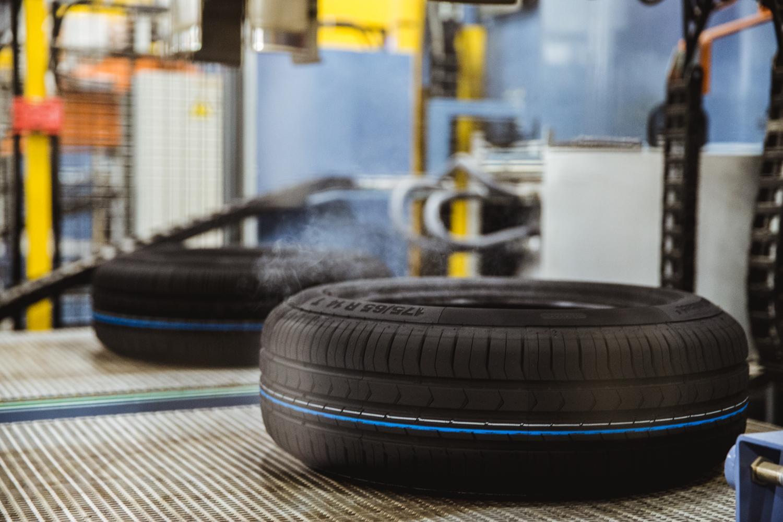 Калужский завод Continental выпустил 5-миллионную шину
