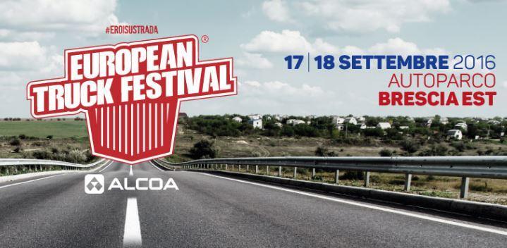 Alcoa Wheels - главный спонсор Фестиваля грузовиков в Италии