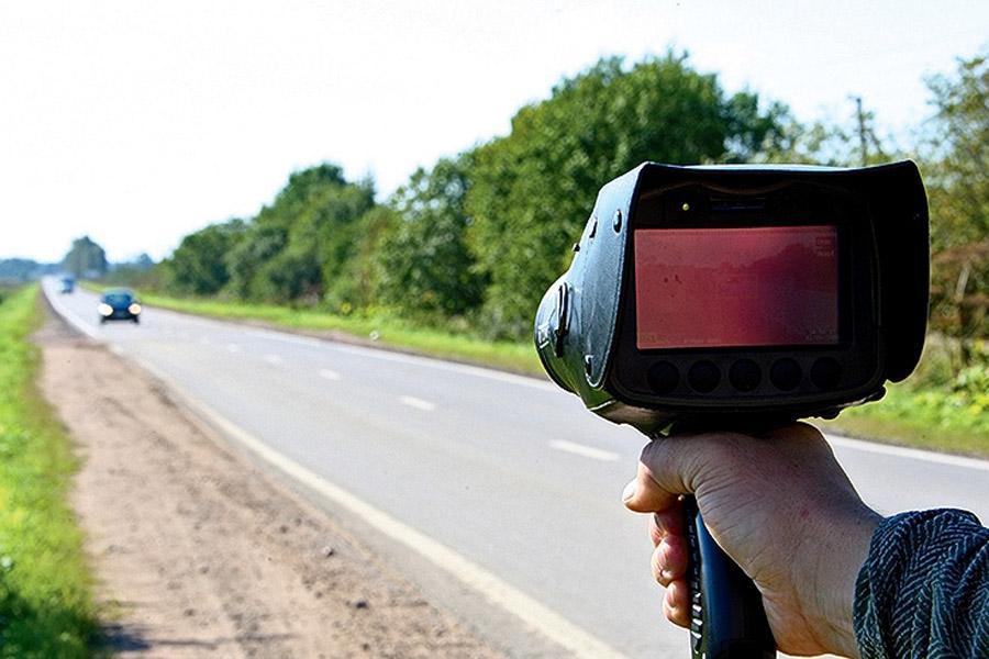 Запрет на использование ручных радаров снят в некоторых регионах