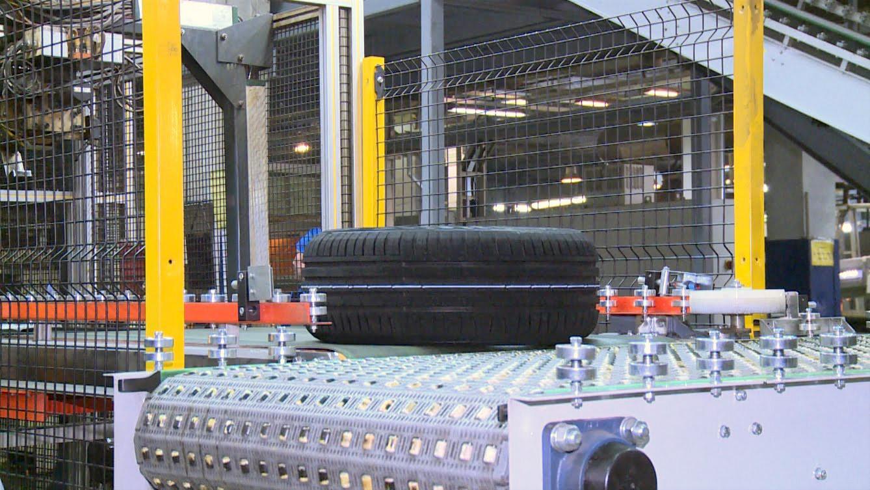 За шесть первых месяцев года омские заводы «Кордианта» произвели более 3 миллионов шин