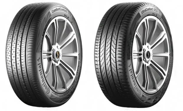 Новые шины UltraContact UC6 и ComfortContact CC6 от Continental Tyres дебютировали в Китае